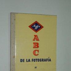 Cámara de fotos: AGFA - ABC DE LA FOTOGRAFÍA - VADEMÉCUM FOTOGRÁFICO DE LA CASA AGFA.. Lote 42071152