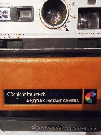 Cámara de fotos: CAMARA INSTANTANEA KODAK COLORBURST 100, MADE IN USA - Foto 2 - 143725772