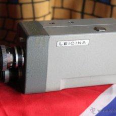 Cámara de fotos: LEICINA (TOMAVISTAS 8MM). Lote 42803654