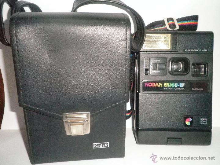 KODAK EX160-EF MADE IN USA (Cámaras Fotográficas - Otras)
