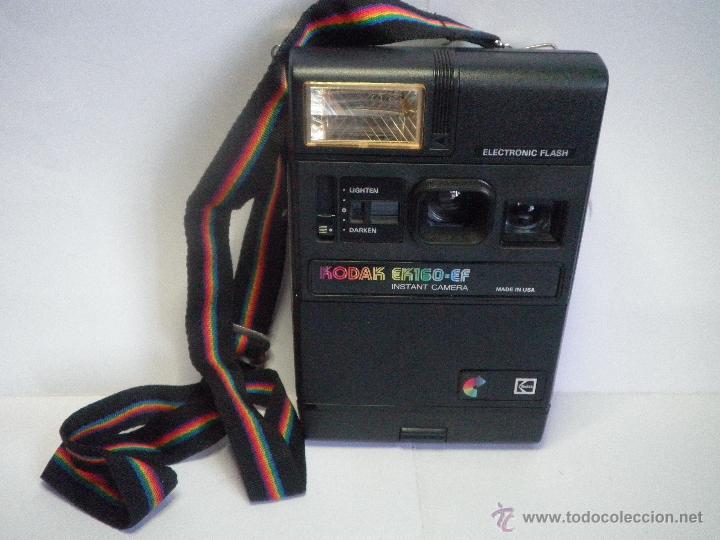 Cámara de fotos: KODAK EX160-EF MADE IN USA - Foto 2 - 42902725
