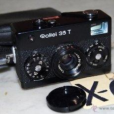 Cámara de fotos: CÁMARA COMPACTA ROLLEI 35 T - 64. Lote 42987871