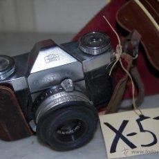 Cámara de fotos: CÁMARA DE FOTOS ZEISS IKON CONTAFLEX - 57. Lote 43043817