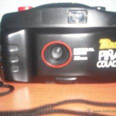Cámara de fotos: CAMARA DE FOTOS DE ROLLO DE 35 MM - PUBLICIDAD DE REFRESCO TRINA PIÑA COLADA. Lote 43392069