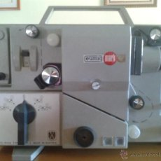 Cámara de fotos: PROYECTOR VIDEO SUPER 8 EUMIG MARK-S EN MUY BUEN ESTADO. Lote 43440780