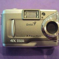 Cámara de fotos: CÁMARA DIGITAL GENIUS. Lote 44170445