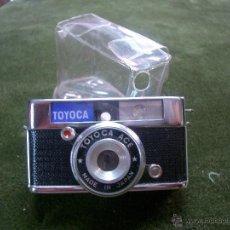 Cámara de fotos: ANTIGUA TOYOCA ACE MINIATURA CON FUNDA,CA2. Lote 44348167