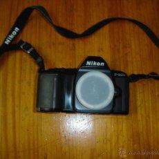 Cámara de fotos: CAMARA NIKON F601. Lote 44454715