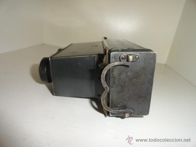 Cámara de fotos: Cámara estereoscópica Verascope de Jule Richard. Paris 1900 - Foto 11 - 44822521