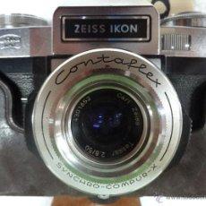 Cámara de fotos - CÁMARA ZEISS IKON CONTAFLEX SUPER - 58 - 42987579