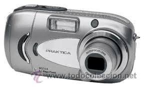 CAMARA DIGITAL PRAKTICA - DCZ4.4 + FUNDA (Cámaras Fotográficas - Otras)
