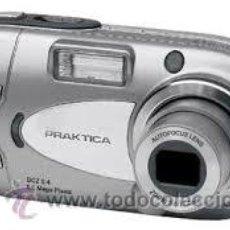 Cámara de fotos: CAMARA DIGITAL PRAKTICA - DCZ4.4 + FUNDA. Lote 45730177