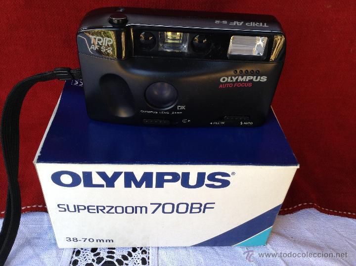 CAMARA OLIMPUS SUPERZOOM 700BF (Cámaras Fotográficas - Otras)