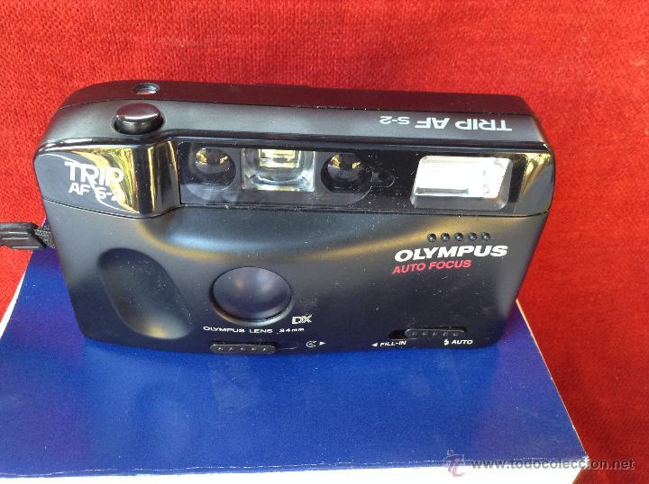 Cámara de fotos: CAMARA OLIMPUS SUPERZOOM 700bf - Foto 2 - 46032172