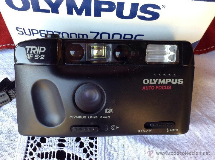 Cámara de fotos: CAMARA OLIMPUS SUPERZOOM 700bf - Foto 3 - 46032172