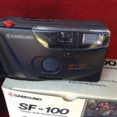 Cámara de fotos: CAMARA SAMSUNG SF- 100. Lote 46032234