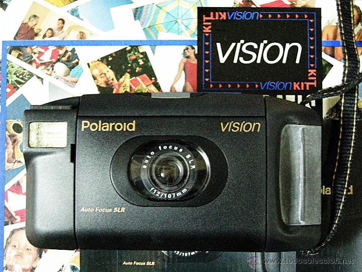 CÁMARA POLAROID VISION (Cámaras Fotográficas - Otras)