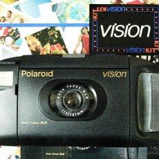 Cámara de fotos: CÁMARA POLAROID VISION. Lote 46342142