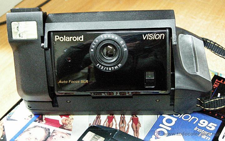 Cámara de fotos: Cámara Polaroid Vision - Foto 2 - 46342142