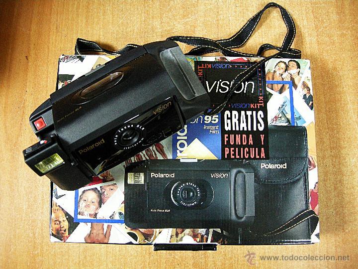 Cámara de fotos: Cámara Polaroid Vision - Foto 3 - 46342142