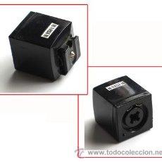 Cámara de fotos - Accesorio adaptador para flash de contacto central a cuboflash marca Kaiser - 47001159