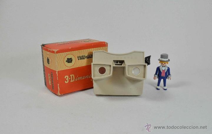 Cámara de fotos: Visor estereoscópico con caja original - Foto 2 - 47145611