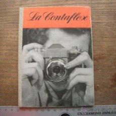 Cámara de fotos: LA CONTAFLEX . Lote 47219145