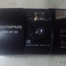 Cámara de fotos: OLIMPUS TRIP AF 30. Lote 47801857
