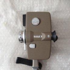 Cámara de fotos: CAMARA FILMADORA KONICA ZOOM 8 MODEL0 2 8MM. Lote 47985598