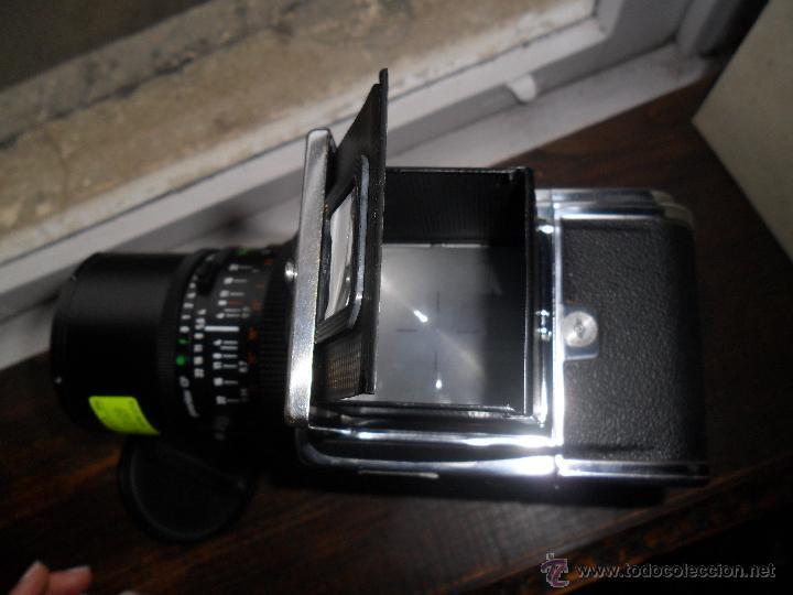 Cámara de fotos: CAMARA FOTOS-CUERPO HASSELBAD 500 EL/M + OBJETIVO CARLS ZEISS DISTAGON 4/50 - Foto 7 - 47988449