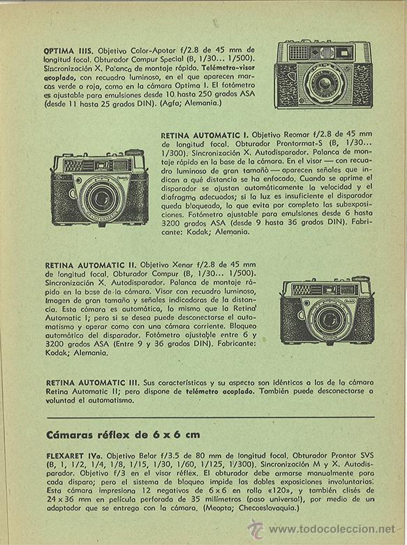 Cámara de fotos: ENCUADRE - Boletín Informativo de Cámaras Fotográficas - Fotografía - Foto 2 - 48212821