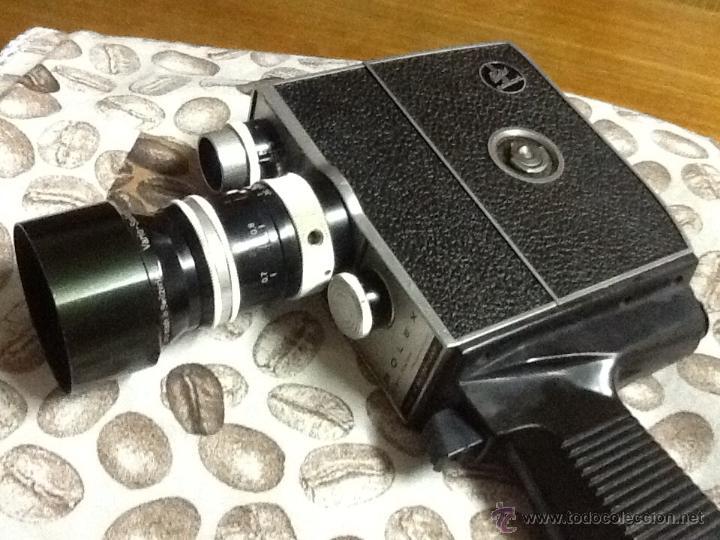 Cámara de fotos: Bolex Paillard K1, 8mm, año 1963 - Foto 2 - 48677525