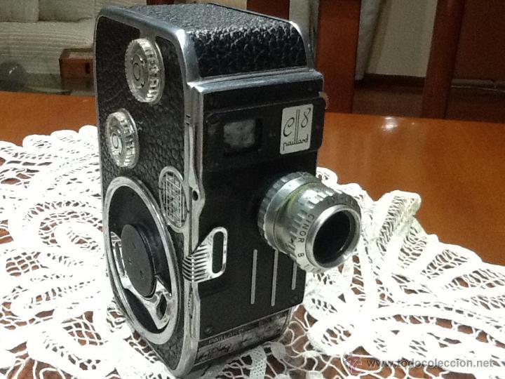 PAILLARD BOLEX C8 (Cámaras Fotográficas - Otras)
