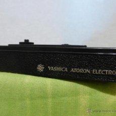 Cámara de fotos: YASHICA ATORON ELECTRO SPY CAMERA SUBMINIATURA JAPÓN 1970 , PEFECTO ESTADO CON SU FUNDA ORIGINAL. Lote 48768043