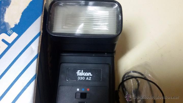 Cámara de fotos: FLASH ELECTRONICO FALCON 330 AZ EN SU CAJA ORIGINAL Y FUNCIONANDO - Foto 3 - 48887496