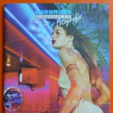 Cámara de fotos: CASANOVA PROFESIONAL - FOTOGRAFÍA - REVISTA CON ARTÍCULOS Y PUBLICIDAD - NIKON... - Nº 65 - 2001 . Lote 49006590