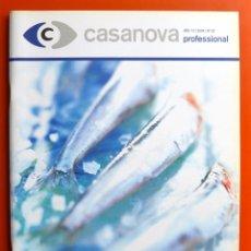 Cámara de fotos: CASANOVA PROFESIONAL - FOTOGRAFÍA - REVISTA CON ARTÍCULOS Y PUBLICIDAD - NIKON.. - Nº 82 - 2004. Lote 49007484