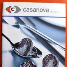 Cámara de fotos: CASANOVA PROFESIONAL - FOTOGRAFÍA - REVISTA CON ARTÍCULOS Y PUBLICIDAD - NIKON... - Nº 98 - 2007. Lote 49021486