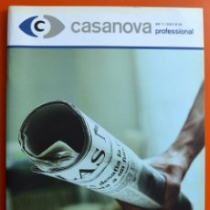 Cámara de fotos: CASANOVA PROFESIONAL - FOTOGRAFÍA - REVISTA CON ARTÍCULOS Y PUBLICIDAD - HASSELBLAD.. - Nº 69 - 2002. Lote 49021689