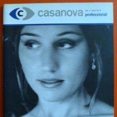 Cámara de fotos: CASANOVA PROFESIONAL - FOTOGRAFÍA - REVISTA CON ARTÍCULOS Y PUBLICIDAD - NIKON... - Nº 70 - 2002. Lote 49021728