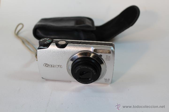CAMARA FOTOGRAFICA CANON POWER SHOT A-3300 (Cámaras Fotográficas - Otras)
