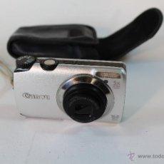 Cámara de fotos: CAMARA FOTOGRAFICA CANON POWER SHOT A-3300. Lote 49372279