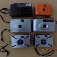 Cámara de fotos: CAMARAS FOTOGRAFICAS. Lote 49418336