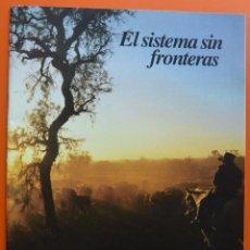 Cámara de fotos: HASSELBLAD - EL SISTEMA SIN FRONTERAS - 32 PAGINAS . Lote 49432725