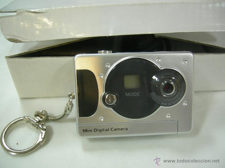 Cámara de fotos: 100K PIXELS MINI DIGI CAMERA CON MANUAL EN ESPAÑOL - NUEVA A ESTRENAR - Foto 2 - 50238781