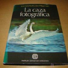 Cámara de fotos: LA CAZA FOTOGRÁFICA . Lote 50513494