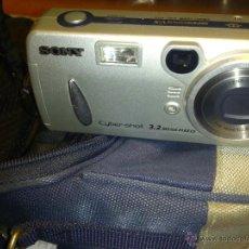 Cámara de fotos: CAMARA DE FOTOS DIGITAL SONY,EN PERFECTO ESTADO. . Lote 51320012