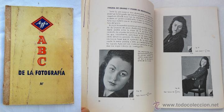 ABC DE LA FOTOGRAFÍA. VADEMÉCUM FOTOGRÁFICO AGFA. WANDELT H G (Cámaras Fotográficas - Catálogos, Manuales y Publicidad)
