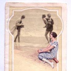 Cámara de fotos: PRECIOSO CATALOGO DE CAMARAS CINES Y ACCESORIOS DE FOTOGRAFÍA KODAK AÑO 1924. Lote 51562128