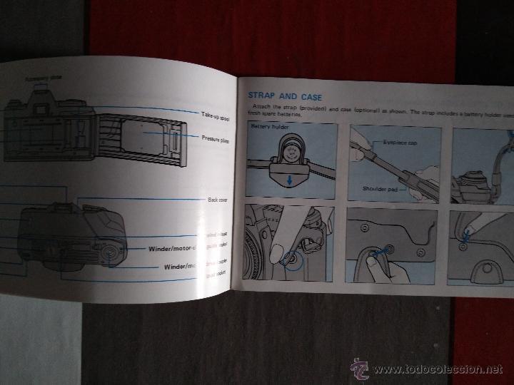 Cámara de fotos: Minolta - Manual de Instrucciones cámara X-370N - Foto 2 - 51653582